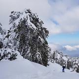 Mt Olympus, Cyprus
