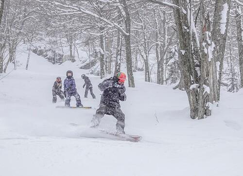 Mont Sutton Ski Resort by: Snow Forecast Admin