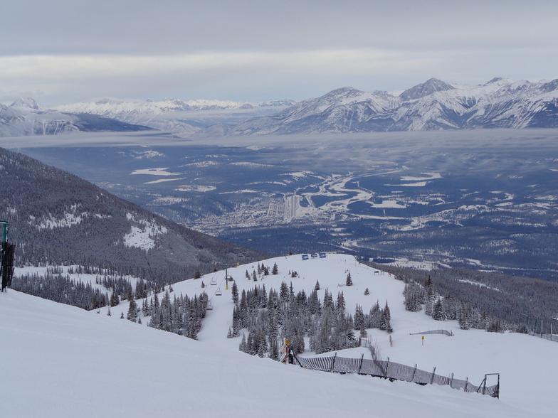 Eagle Ridge, Marmot Basin