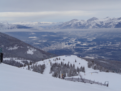 Marmot Basin Ski Resort by: Doug Parker