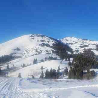 SoldierMt Cat Ski Area, Soldier Mountain