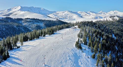 Borşa Ski Resort by: Dan Mezők