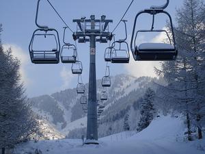 снежная зима, Ak-Bulak photo