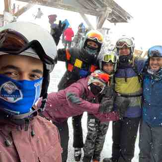 FRIENDS, Les Arcs