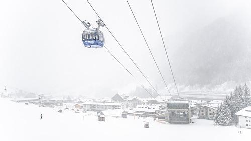 Stuben am Arlberg Ski Resort by: tourist offical