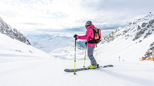 Stuben am Arlberg  Guide de la station
