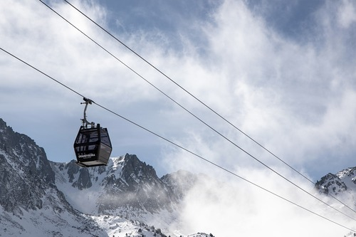 Grandvalira-Soldeu Ski Resort by: tourist offical