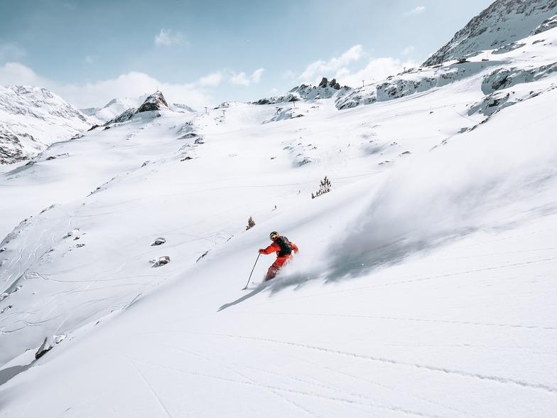 Ordino-Arcalís snow