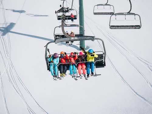 Ordino-Arcalís Ski Resort by: tourist offical