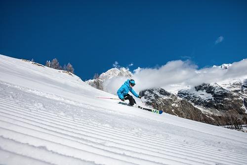 Courmayeur  Reiseführer Skiort