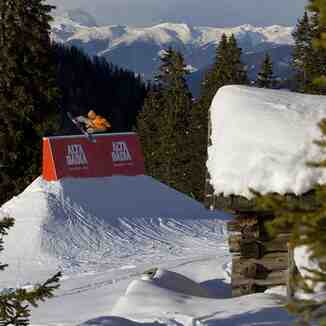Freddy Planinschek, Badia (Alta Badia)