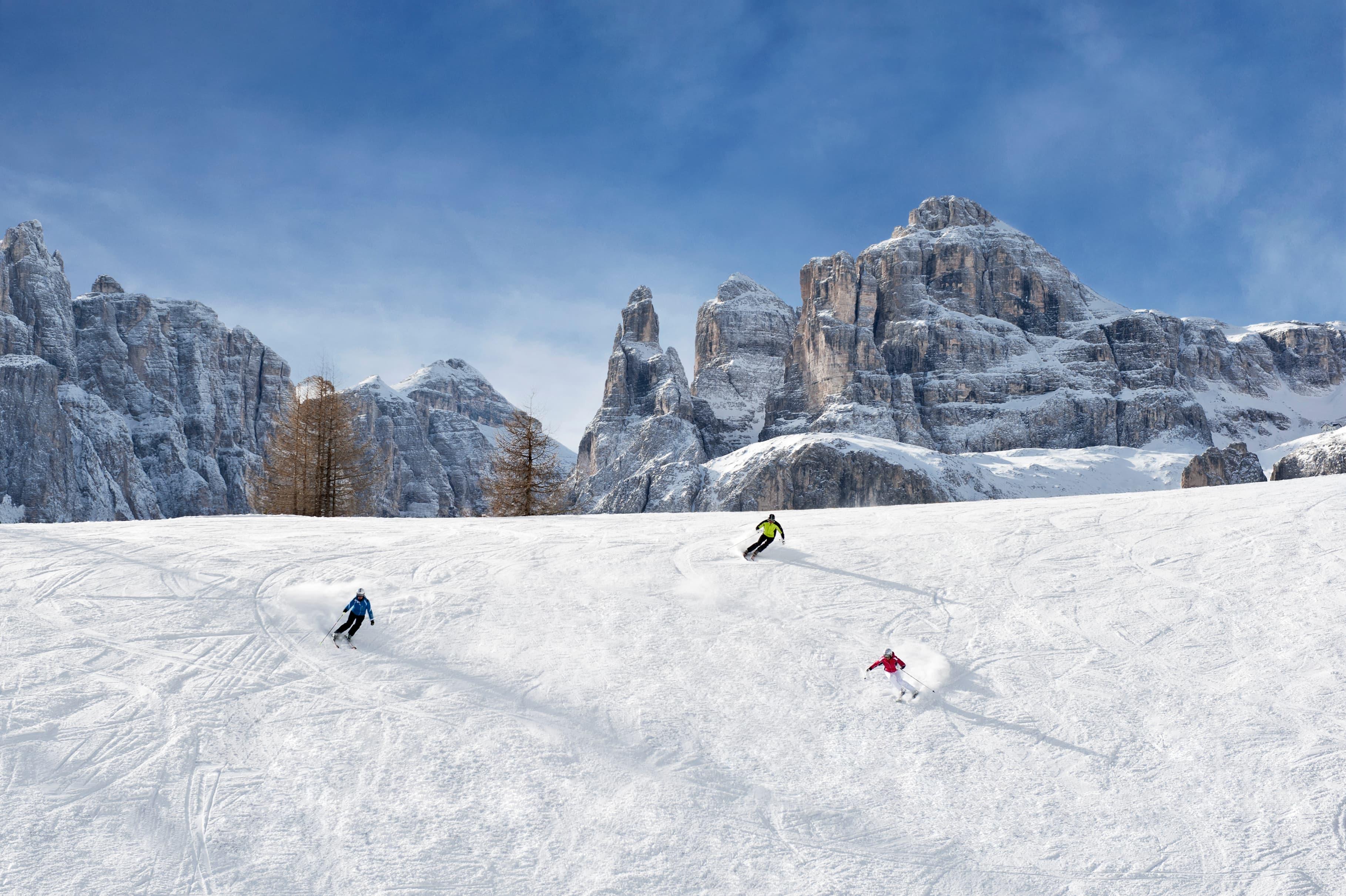 Corvara (Alta Badia) Reiseführer Skiort