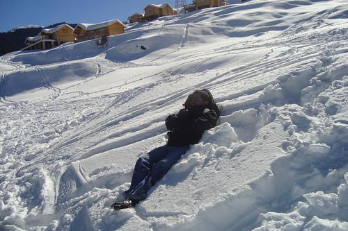 Auli Ski Resort by: manoj22kumar