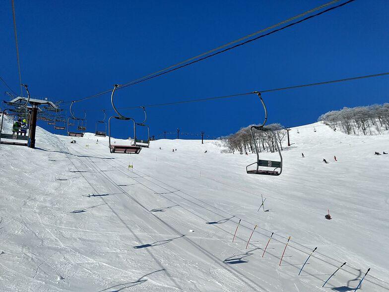 Hakuba Highland snow