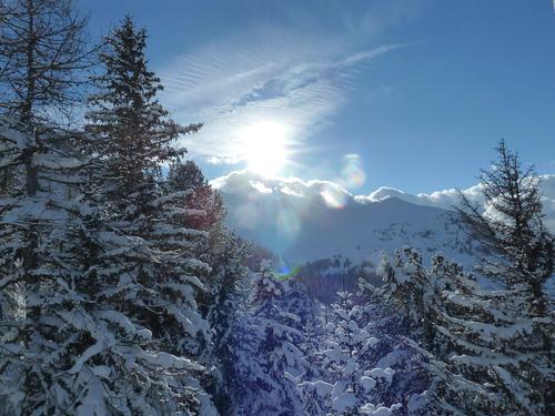 La Plagne Ski Resort by: Eyal Shahar
