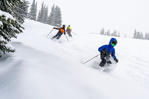 Copper Mountain Ski Resort by: Snow Forecast Admin