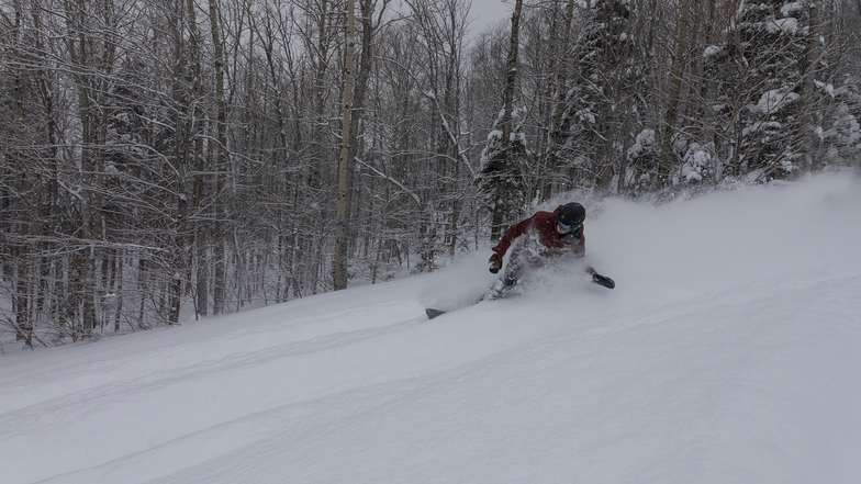 powday, Le Massif Ski Area