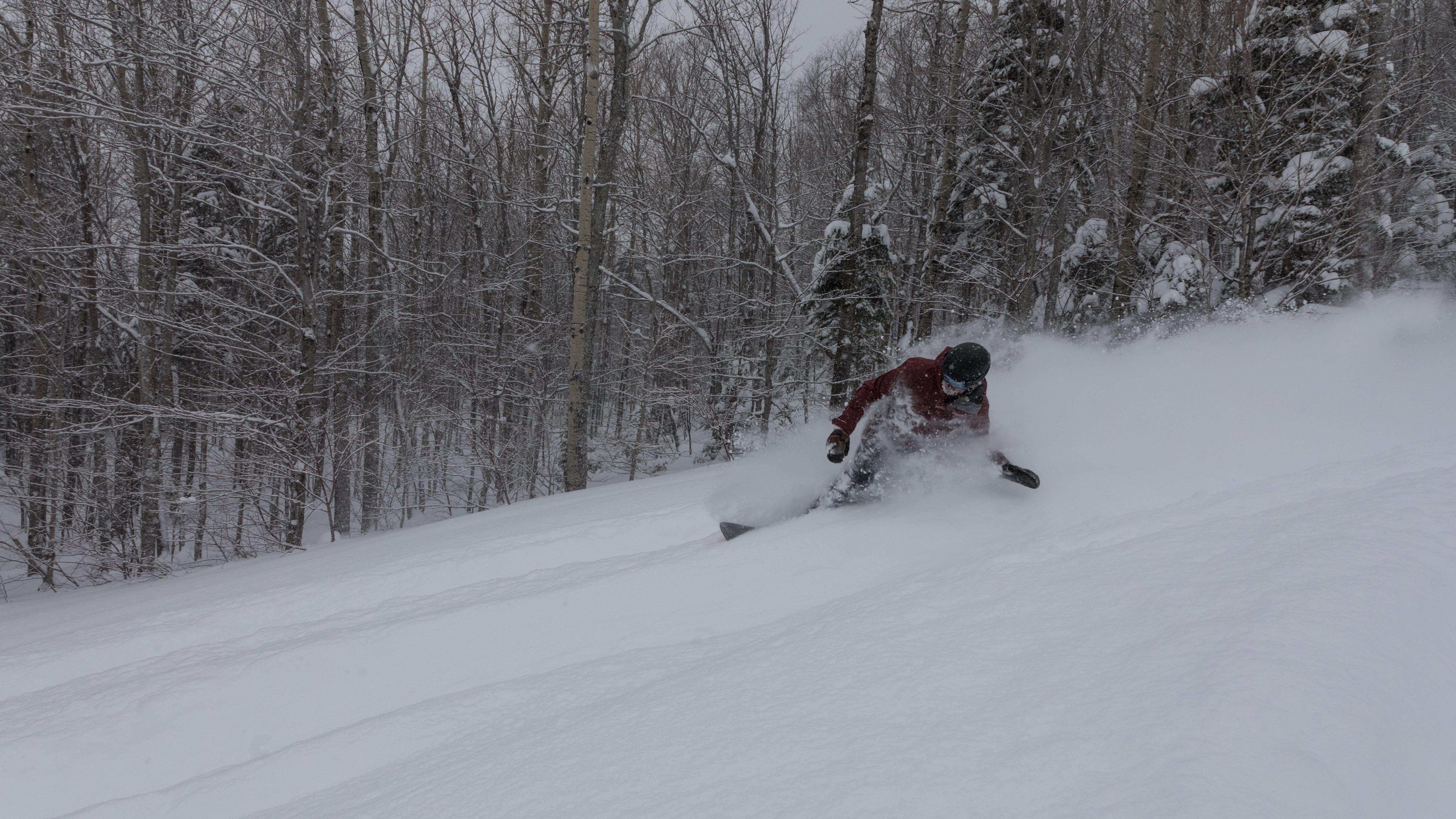 powday, Le Massif Ski Area