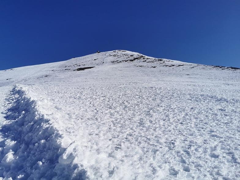 21st February Valeta peak, Sierra Nevada