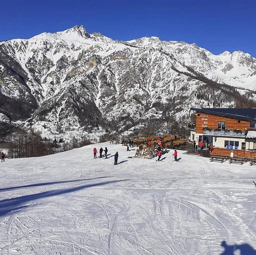 Bardonecchia Ski Resort by: tourist offical