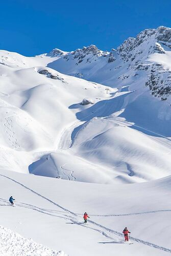 La Rosière Ski Resort by: Snow Forecast Admin