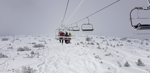 Borovets Ski Resort by: tourist offical