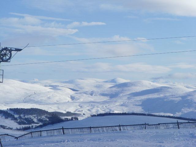 The Lecht snow