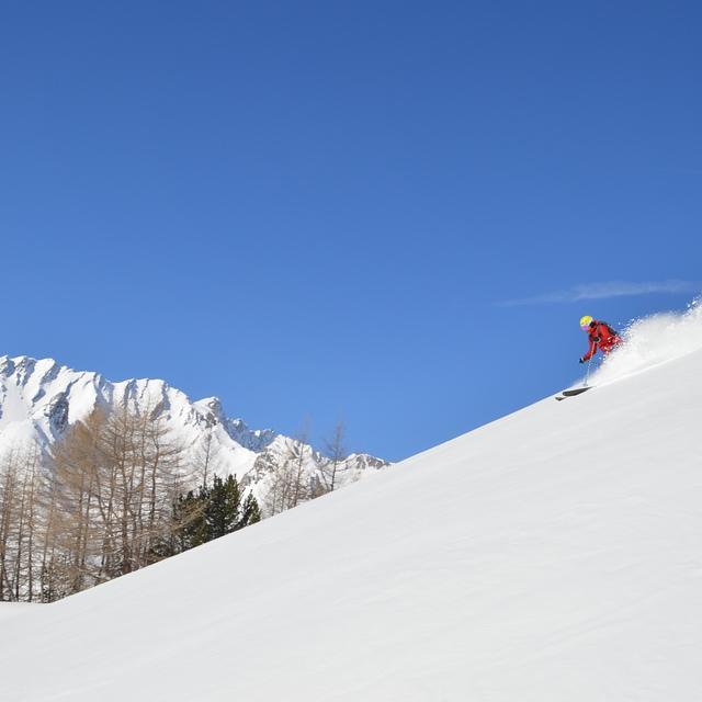 Rider C.Giovannini, Photo G.Verdecchia, Saint Rhemy-Crevacol