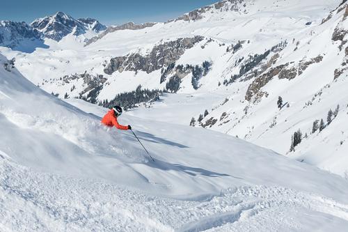 Engelberg Ski Resort by: Grant Nakamura