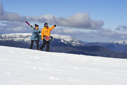 Mount Buller Ski Resort by: tourist offical