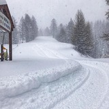 "more than 50cm (20"") of snowfall in the past 24 hours., Bardonecchia"