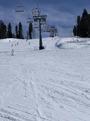 Лаура (Газпром) Ski Resort by: Marc