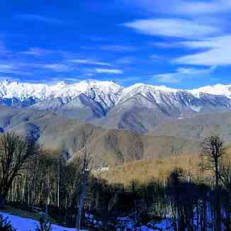 Awesome view, Krasnaya Polyana Resort