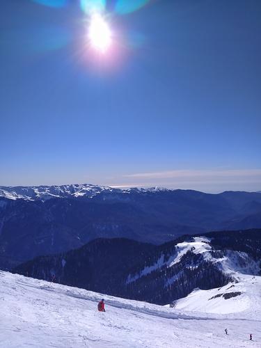 Rosa Khutor Alpine Resort Ski Resort by: Ilya Stolitsyn