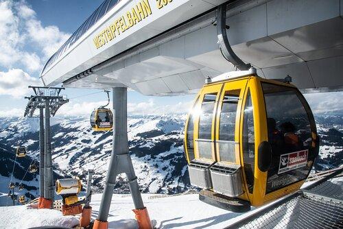 Saalbach Hinterglemm Ski Resort by: tourist offical