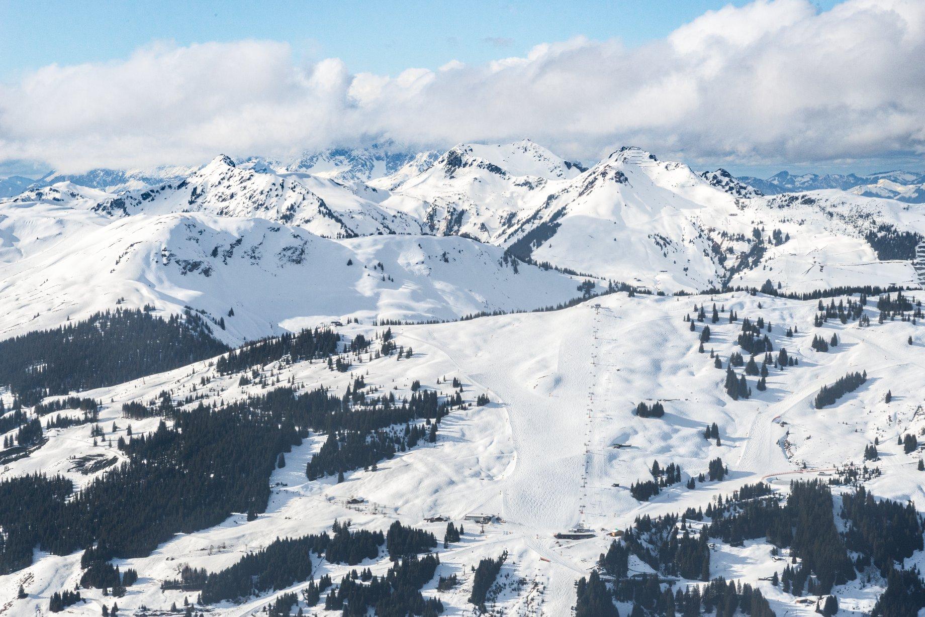 Saalbach Hinterglemm Reiseführer Skiort