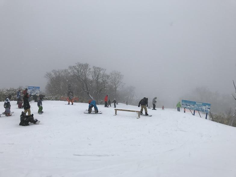 Meihou snow