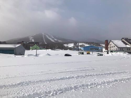 Appi Kogen Ski Resort by: tourist offical