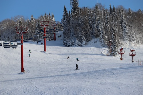 Searchmont Resort Ski Resort by: tourist offical
