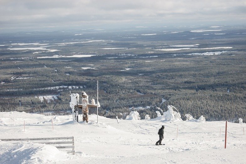 Pyha, Pyhä Ski Resort