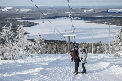 Pyhä Ski Resort Ski Resort by: tourist offical