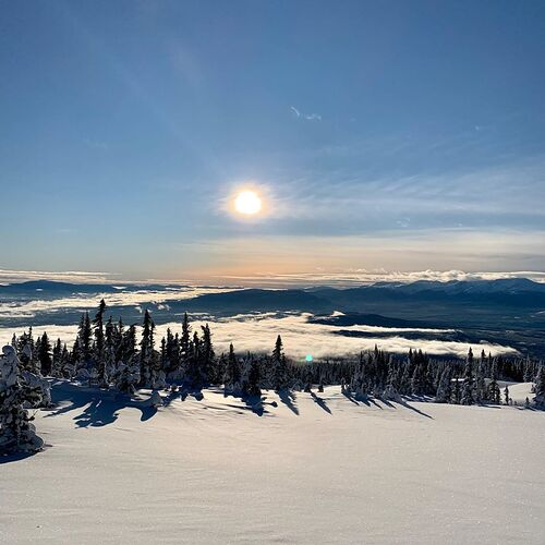 Hudson Bay Mountain Ski Resort by: Snow Forecast Admin