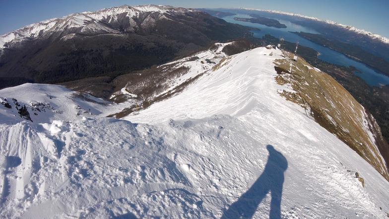 Summit/Lenga edge., Cerro Bayo