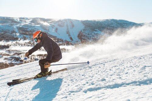 Geilo Ski Resort by: tourist offical