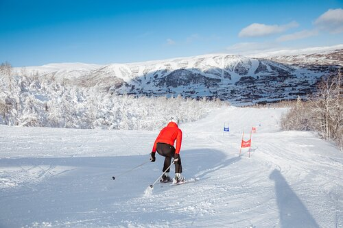 Geilo Ski Resort by: tourist offical