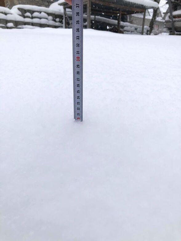 Coronavirus has shut the ski areas but ....., Białka Tatrzańska
