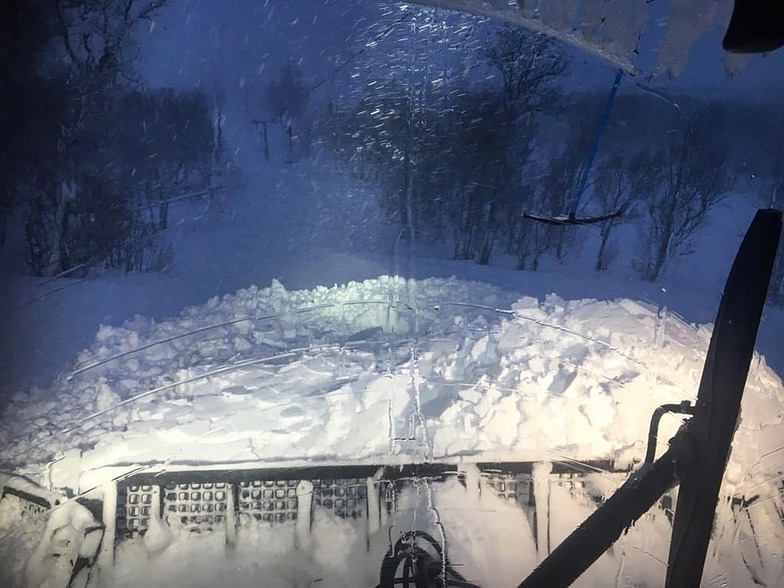 20cm (8inches) of fresh snow in last 24hrs, Storlien