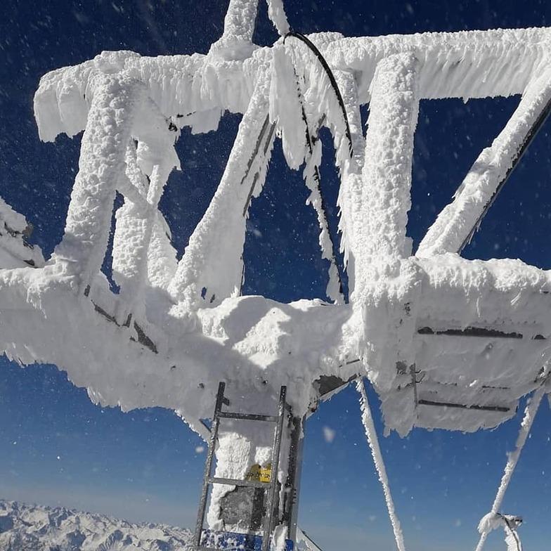 Fresh snow yesterday, Hintertux