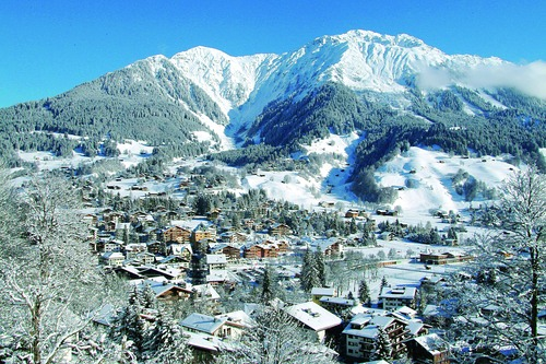 Davos Ski Resort by: tourist offical