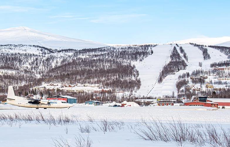 Hemavan, Hemavan and Tärnaby